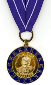 Ivar Øien medaljen